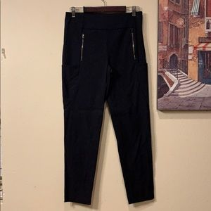 Athleta pants with zipper pockets
